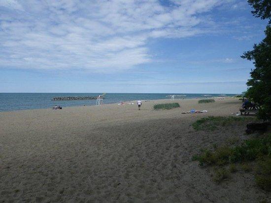 Beach picture of presque isle state park erie tripadvisor for Plenty of fish erie pa