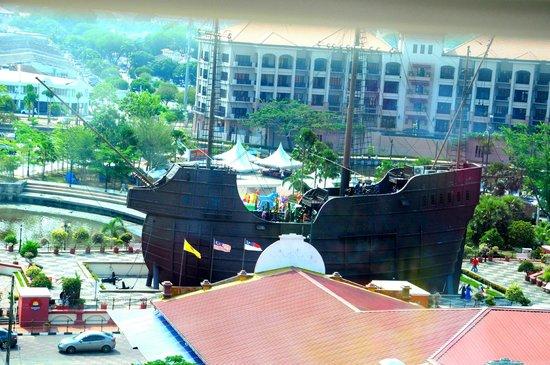 Menara Taming Sari : Melaka