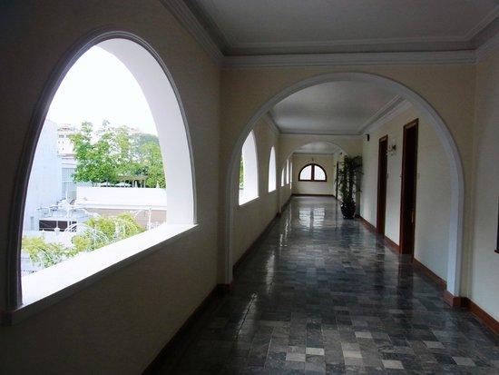 Hotel Continental Saigon: コンチネンタル