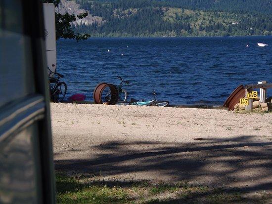 Pierre's Point Campground照片