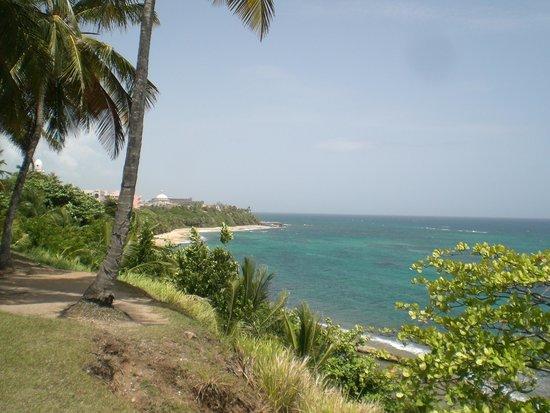 Old San Juan : North shore