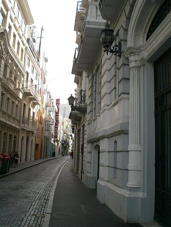 Old San Juan : Street view
