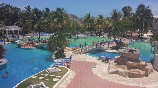 Royalton Hicacos Varadero Resort & Spa: pools