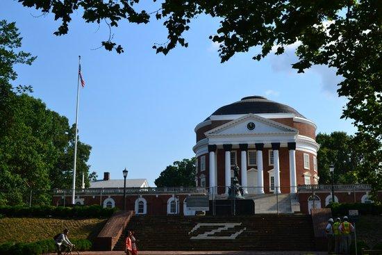 University of Virginia: Rotunda, UV