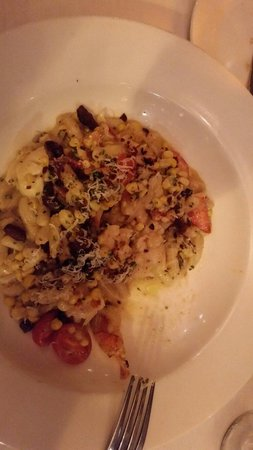 Lucca: Homemade in house lobster cavitelli the best