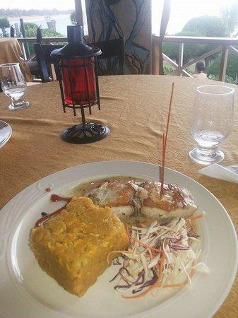 Olas y Arena Restaurant : Mahi Mahi