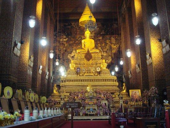 Temple du Bouddha Couché (Wat Pho) : ご本尊