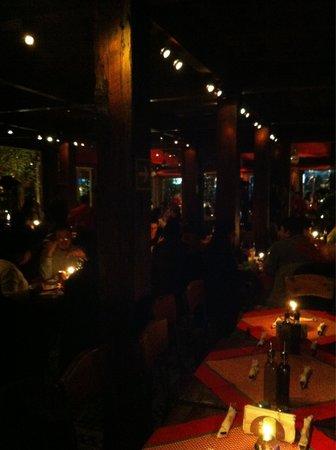 Tiramisú: Candle lights