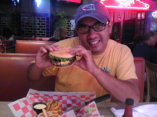 Razzoo's Cajun Cafe: Me encanta la comida, y el buen ambiente :)