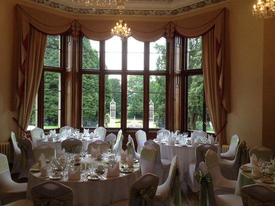 Rugeley, UK: Lister Suite Wedding