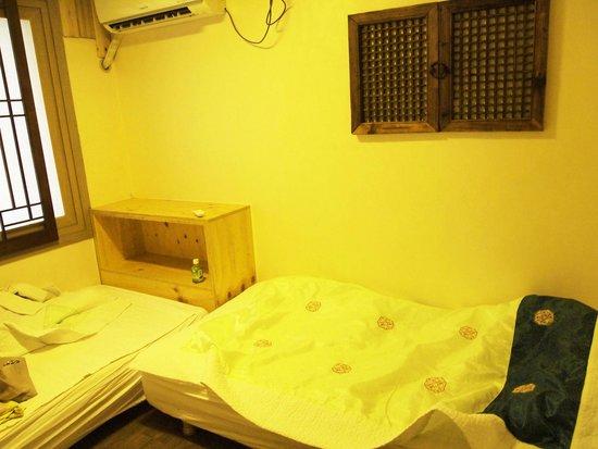 Bangrang Hostel: ツインの部屋