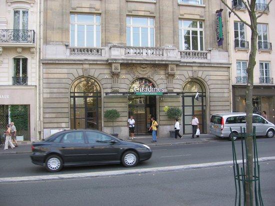 Citadines Saint-Germain-des-Pres Paris : Hôtel Citadines St-Germain des Prés