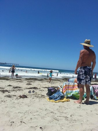 Ocean Beach: Family fun at OB