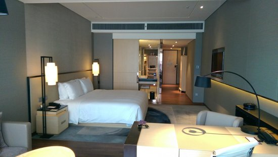 New World Beijing Hotel Room