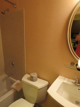 Belltown Inn : Bathroom