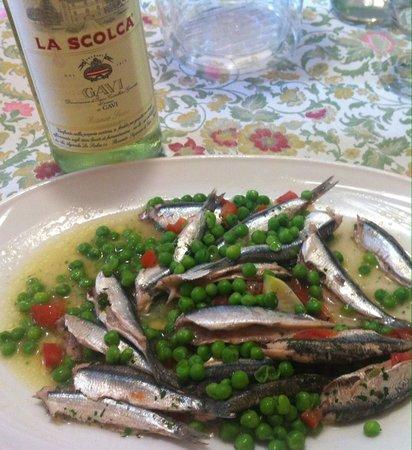 Ristorante Ristorante Da Marino In Genova Con Cucina