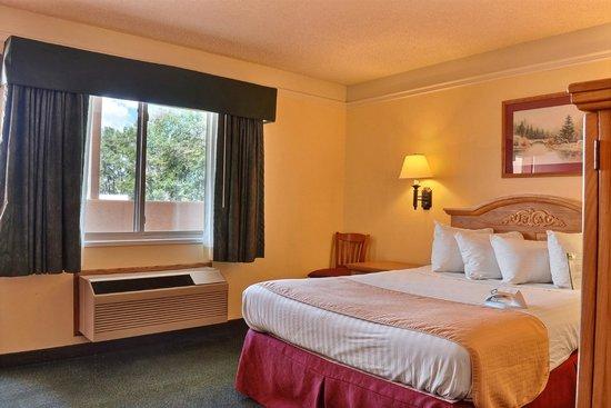 Quality Inn : queen room