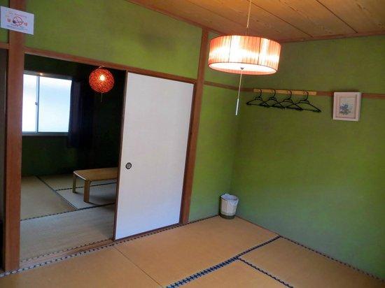 Nagasaki Kagamiya: our room