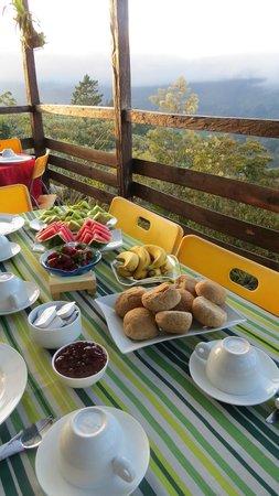 Rinconcito Verde: terraza comedor