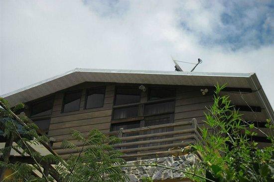 Rinconcito Verde: vista exterior