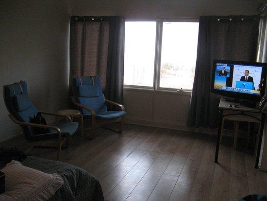 Eucla Motor Hotel: Bedroom