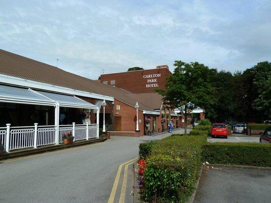 Carlton Park Hotel Moorgate Road Rotherham