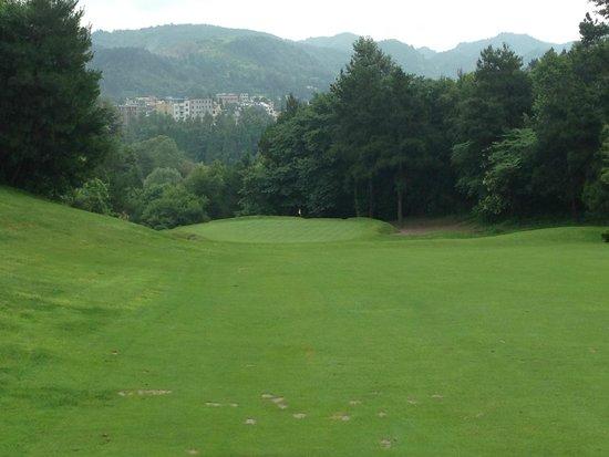 Xiuwen County, China: Guiyang Golf Resort