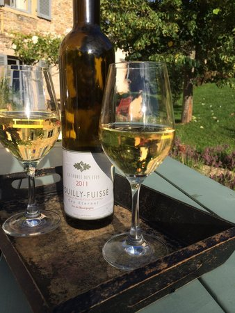 Domaine la Source des Fees: The amazing wine from the vineyard