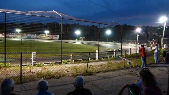 Waterford Speedbowl: final race