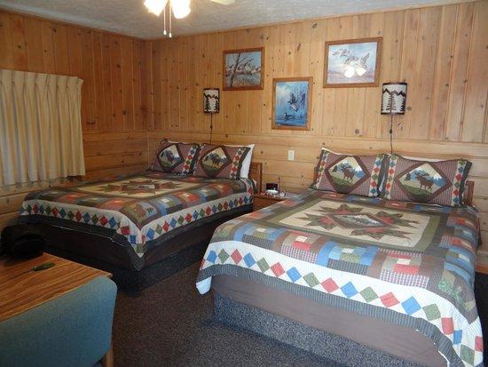 Alpine Motel: Kamer 11