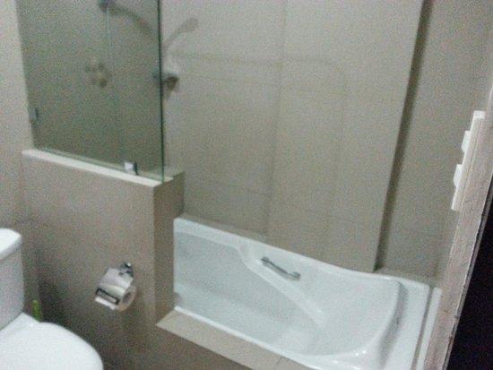 Affinity Condo Resort: bathroom