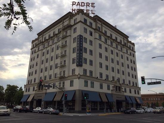 Padre Hotel: prachtig klassiek gebouw