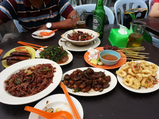 Jalan Alor : Yummy!