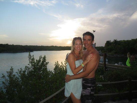 Ahau Tulum: Xel-Ha...Amazing...20 minutes from resort