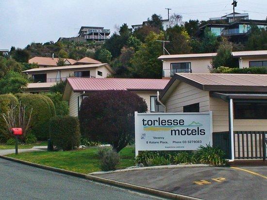 Torlesse Motels: Torlesse Street View