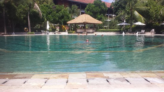Melia Bali: Private Pool Area