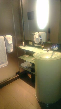 MGM Grand Hotel and Casino : Nice bathroom