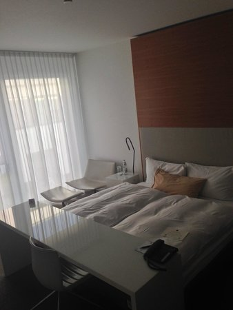 Legere Hotel Luxembourg : Bed