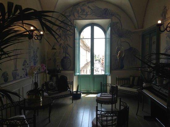 Lilium Hotel: Гостиная Лилиум Hotel, Rome