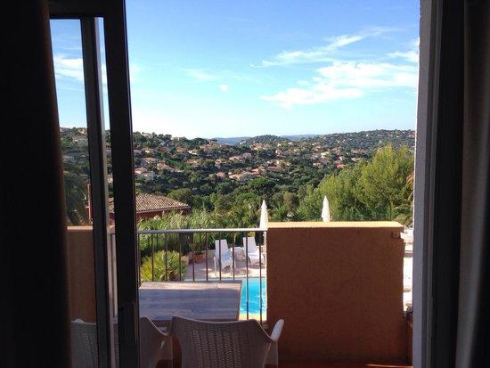 Amarante Golf Plaza : La vue depuis notre chambre. :-)