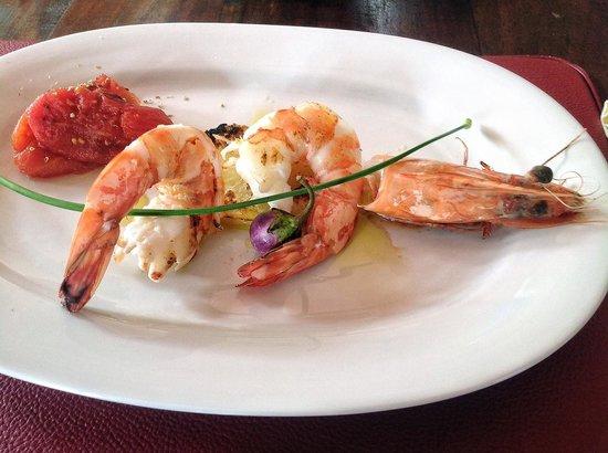 DaVinci Restaurant Nai Harn: Starter