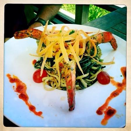 Restaurant A Volta: beau et bon...