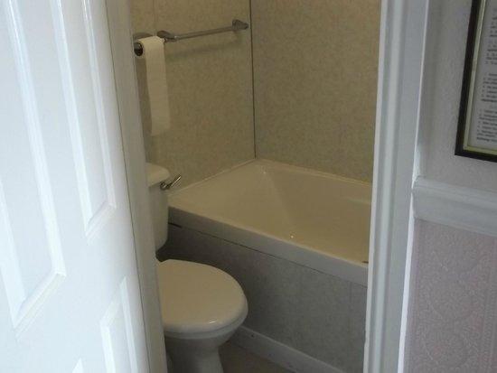 Ashton Court: Bathroom