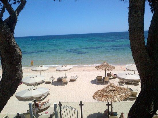 Forte Village Resort - Royal Pineta: What a view!