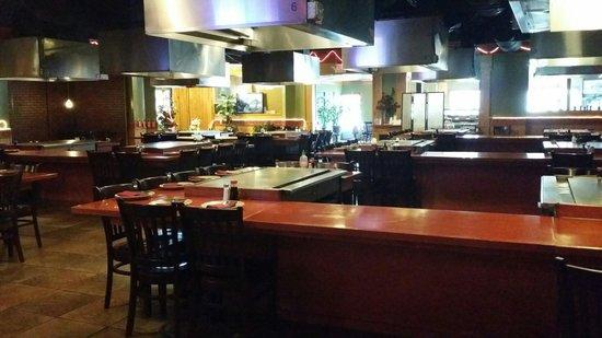 Kinkaku Japanese Steak House : I love this place :)
