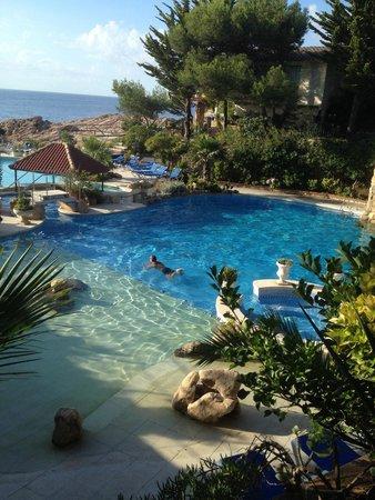 Hotel Eden Roc: Бассейн
