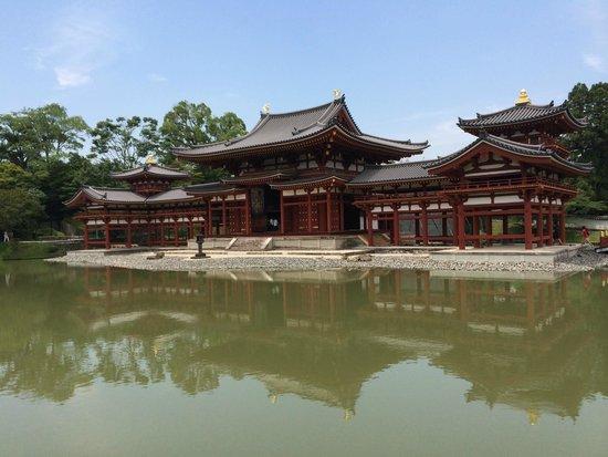 Byodoin Temple : 鳳凰堂