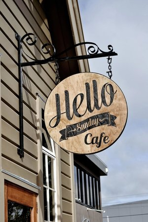 ‪Hello Sunday Cafe‬
