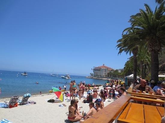 Descanso Beach Club: great beach