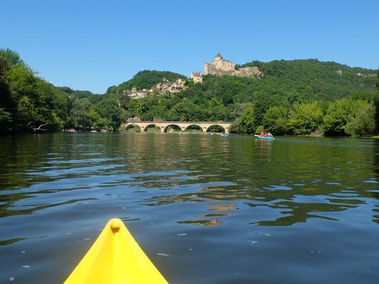 Canoës Loisirs : Canoeing on the Dordogne